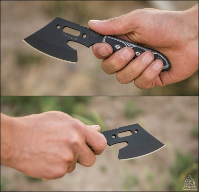 Минитопор TOPS Knives FDX Mini Axe