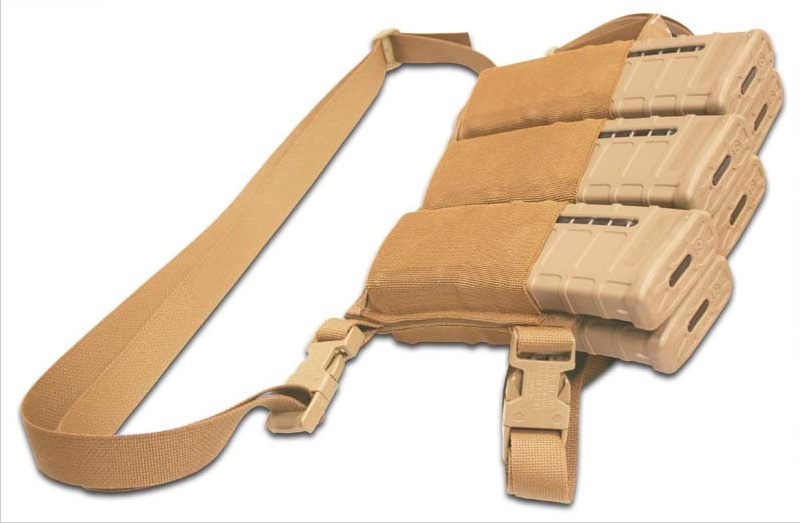 Бандольер Blue Force Gear Ten Speed Mag Pouch