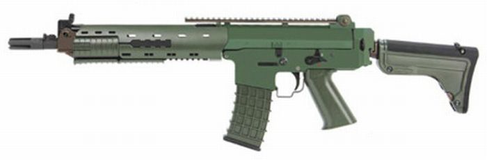 G&G GK5C Airsoft AEG Rifle OD