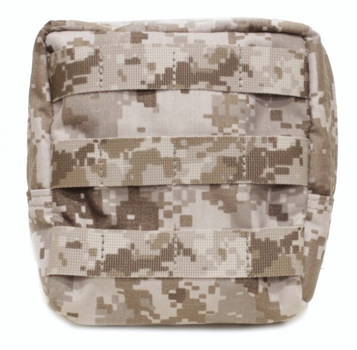 Малый подсумок U.S. Tactical Sewing General Purpose Pouch 6x6