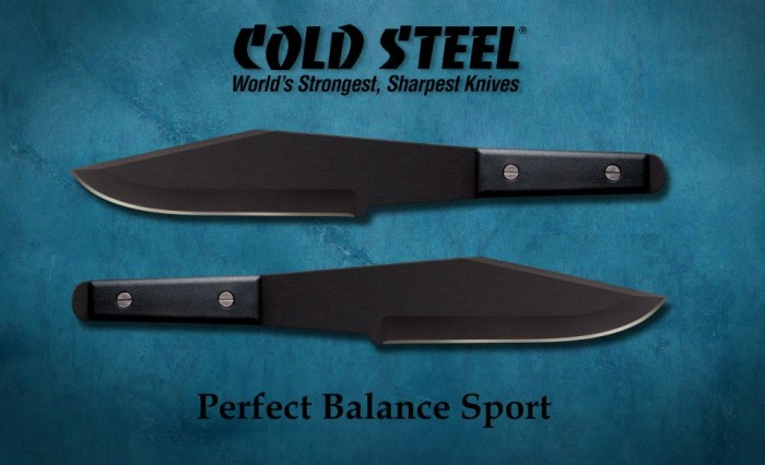 Метательный нож Cold Steel Perfect Balance Sport