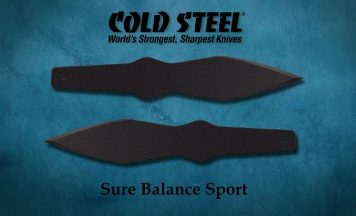 Метательный нож Cold Steel Sure Balance Sport