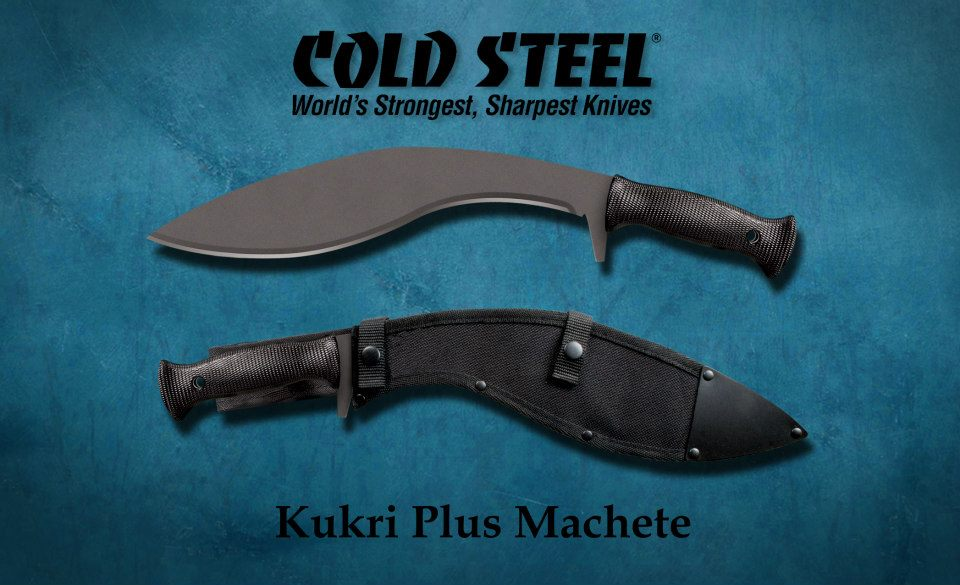 Кукри-мачете Cold Steel Kukri Plus Machete
