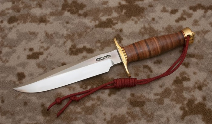 Универсальный боевой нож Randall Made Knives Model 1 All Purpose Fighting Knife