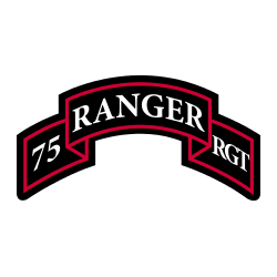 logo US Army 75th Ranger Regiment