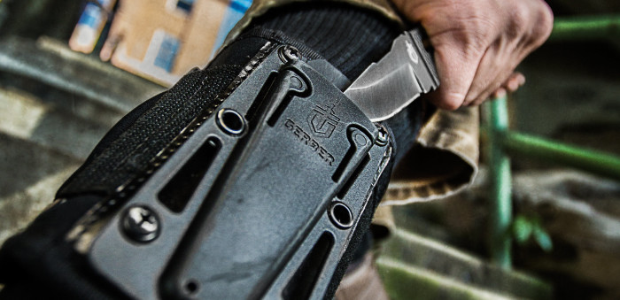 Комплект Gerber Ghostrike Fixed Blade Deluxe