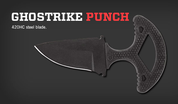 Тычковый нож Gerber Ghostrike Punch Knife