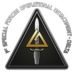 Logo US Army Delta Force