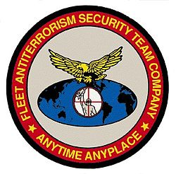 Logo USMC Fleet Anti-Terrorism Security Team